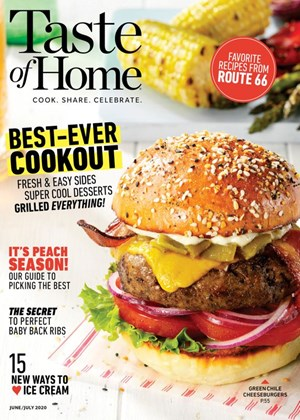 Taste of Home | 6/2020 Cover