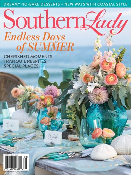 Southern Lady Cover - 7/1/2020