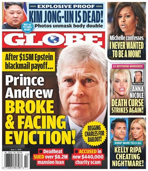 Globe Cover - 6/1/2020