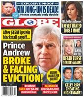 Globe   6/2020 Cover
