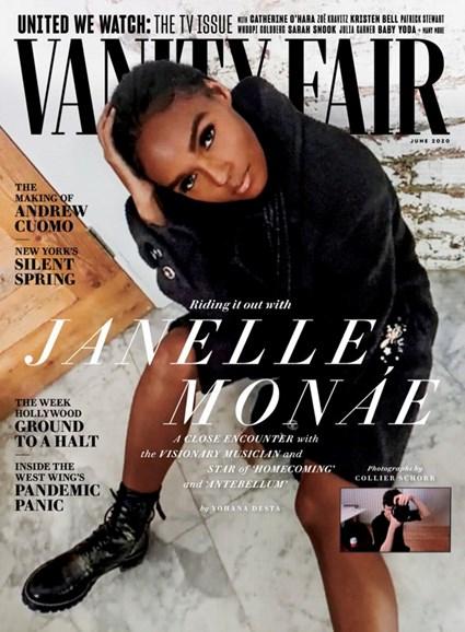 Vanity Fair Cover - 6/1/2020
