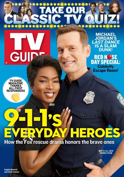 TV Guide Cover - 5/11/2020