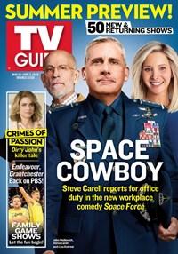 TV Guide Magazine   5/25/2020 Cover