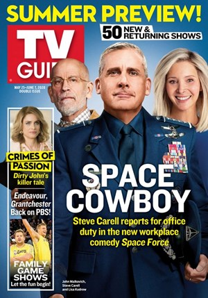 TV Guide Magazine | 5/25/2020 Cover