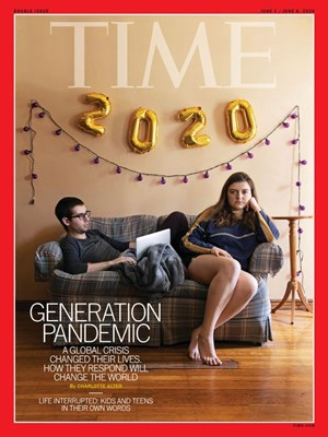 Time Magazine | 6/1/2020 Cover