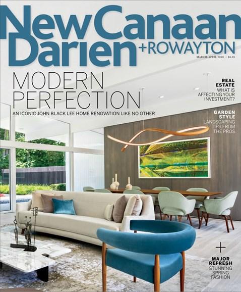 New Canaan-Darien Cover - 3/1/2020