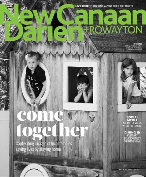 New Canaan-Darien Cover - 5/1/2020