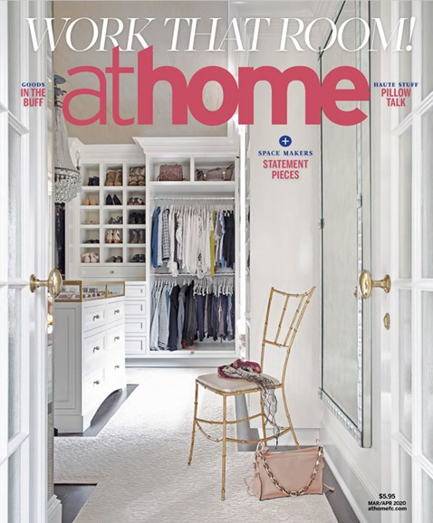 At Home in Fairfield County Cover - 3/1/2020