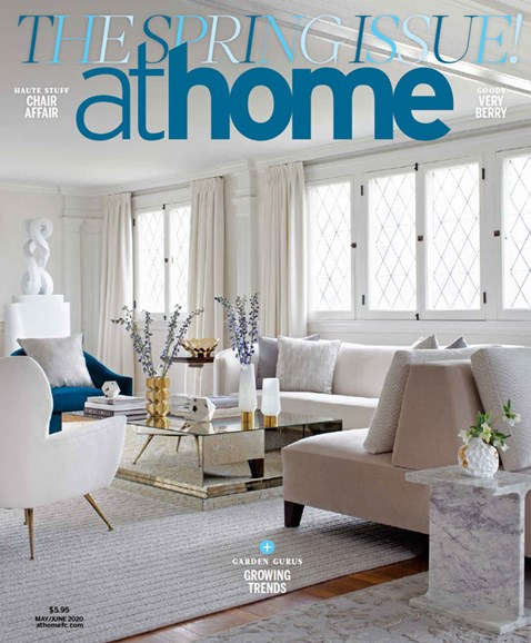 At Home in Fairfield County Cover - 5/1/2020