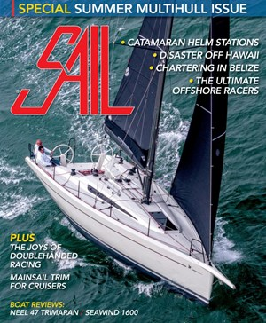 Sail Magazine | 6/2020 Cover
