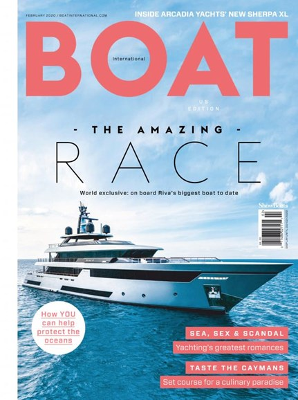 Boat International Cover - 2/1/2020