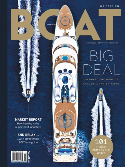 Boat International Cover - 1/1/2020