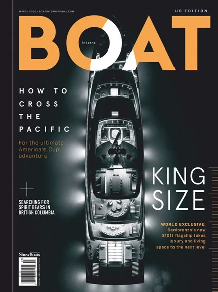 Boat International Cover - 3/1/2020