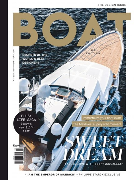 Boat International Cover - 5/1/2020