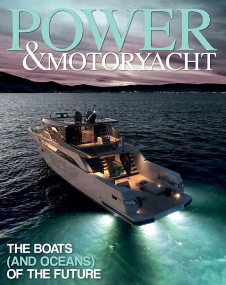 Power & Motoryacht Cover - 4/1/2020