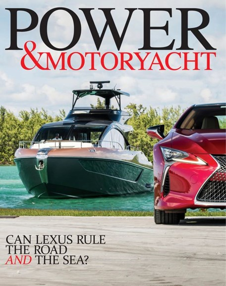 Power & Motoryacht Cover - 2/1/2020