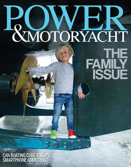 Power & Motoryacht Cover - 3/1/2020
