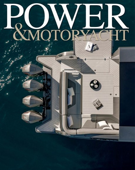 Power & Motoryacht Cover - 5/1/2020