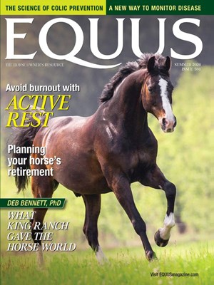 Equus Magazine | 6/2020 Cover