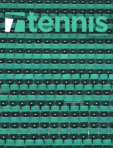 Tennis Magazine Cover - 5/1/2020