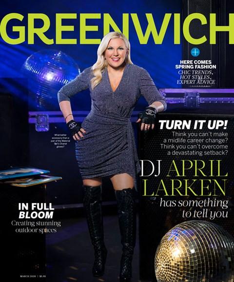 Greenwich Cover - 3/1/2020