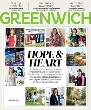 Greenwich Magazine | 5/2020 Cover