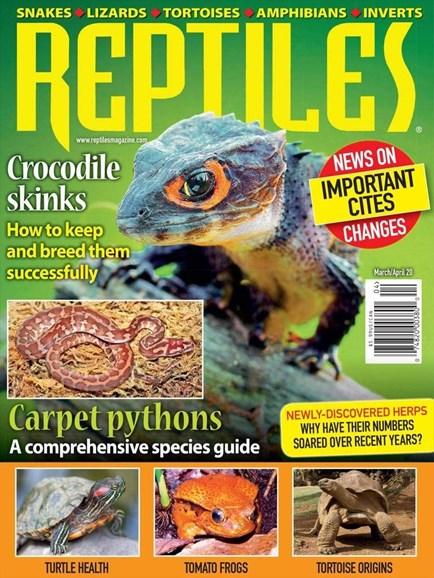 Reptiles Cover - 3/1/2020