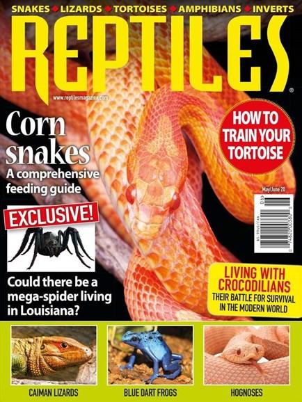 Reptiles Cover - 5/1/2020