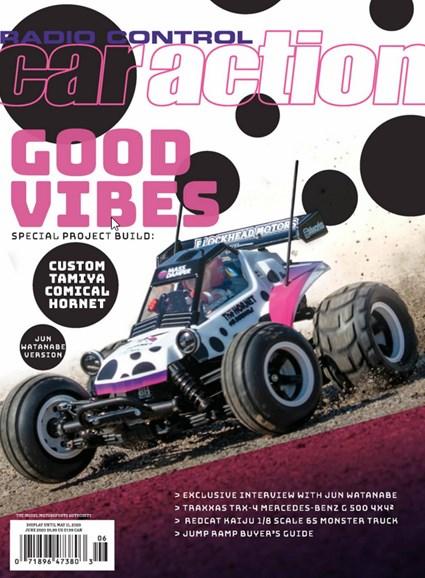 Radio Control Car Action Cover - 6/1/2020