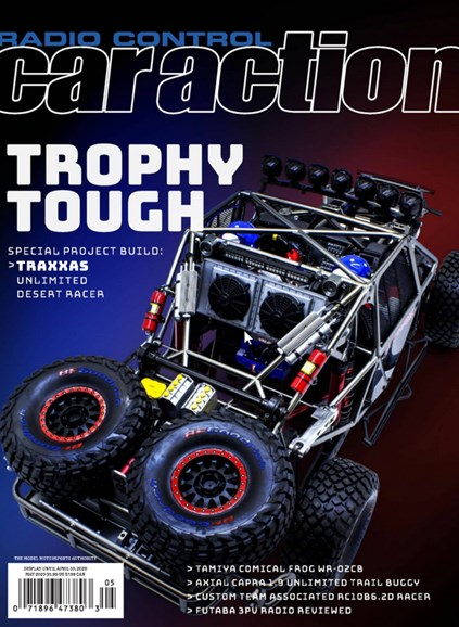 Radio Control Car Action Cover - 5/1/2020