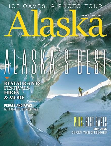 Alaska Cover - 3/1/2020