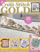 Cross Stitch Gold Magazine 1/1/2020