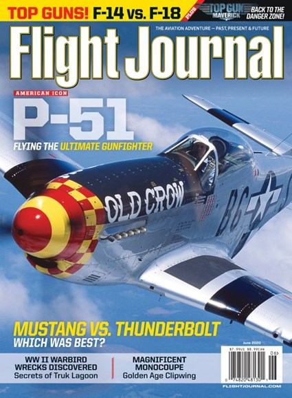 Flight Journal Cover - 6/1/2020