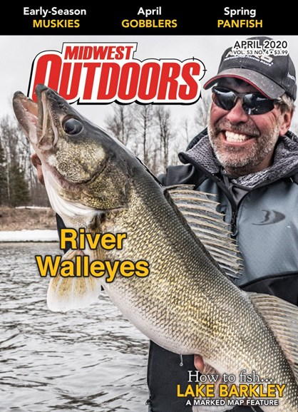 Midwest Outdoors Cover - 4/1/2020