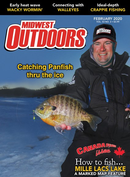 Midwest Outdoors Cover - 2/1/2020
