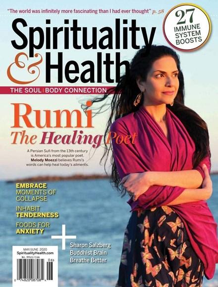 Spirituality & Health Cover - 5/1/2020