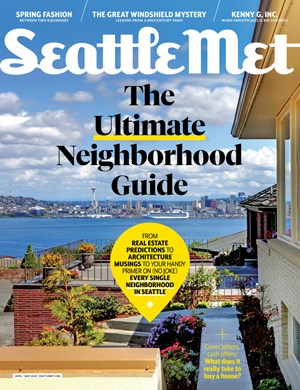 Seattle Met Magazine | 4/2020 Cover