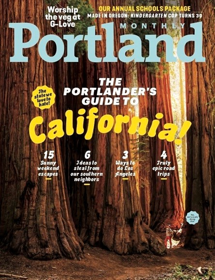 Portland Monthly Cover - 2/1/2020