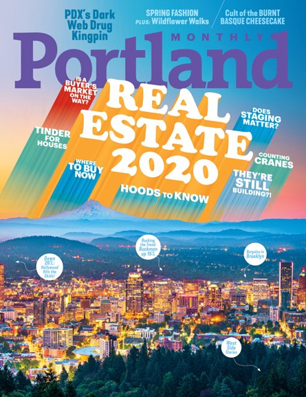 Portland Monthly Cover - 4/1/2020