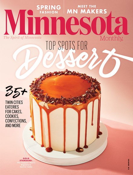 Minnesota Monthly Cover - 3/1/2020