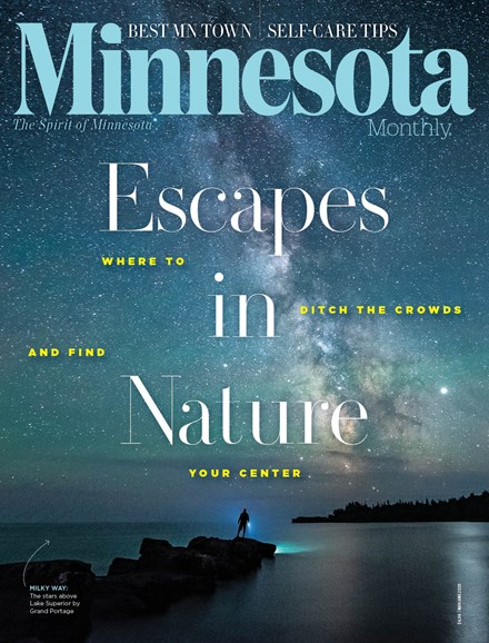Minnesota Monthly Cover - 5/1/2020