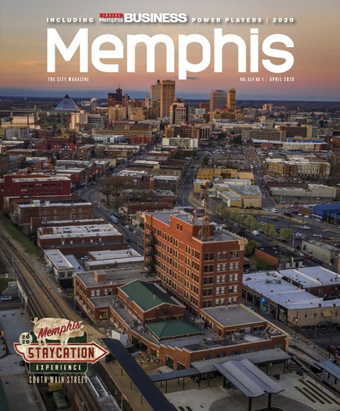 Memphis Cover - 4/1/2020