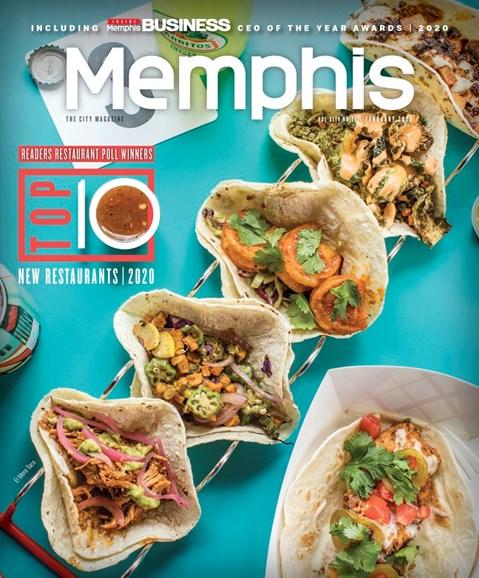Memphis Cover - 2/1/2020