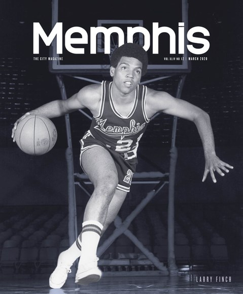 Memphis Cover - 3/1/2020