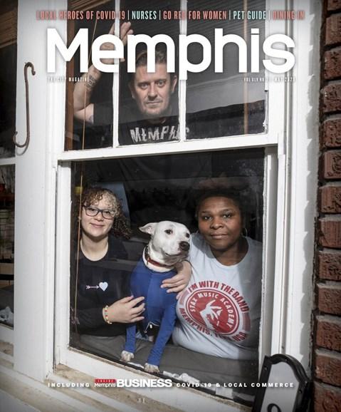 Memphis Cover - 5/1/2020