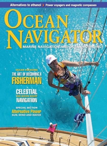 Ocean Navigator Cover - 3/1/2020