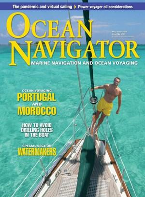 Ocean Navigator Magazine | 5/2020 Cover