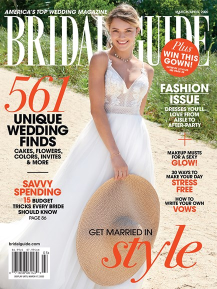 Bridal Guide Cover - 3/1/2020