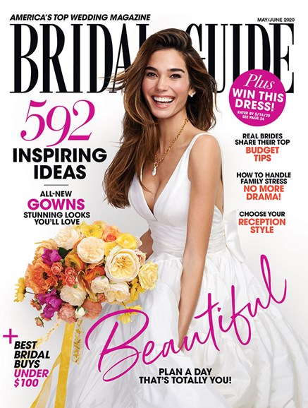 Bridal Guide Cover - 5/1/2020
