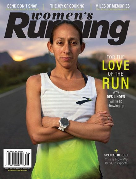 Women's Running Cover - 5/1/2020